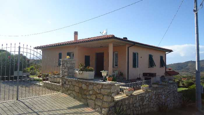 Detached house CAPOLIVERI #CA68