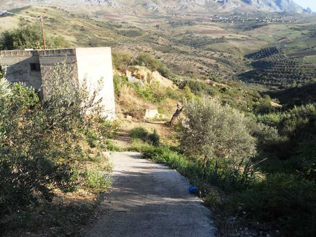 For sale Land Casteldaccia Cast.Traversa-Vallecorvo #CA104 n.1+1