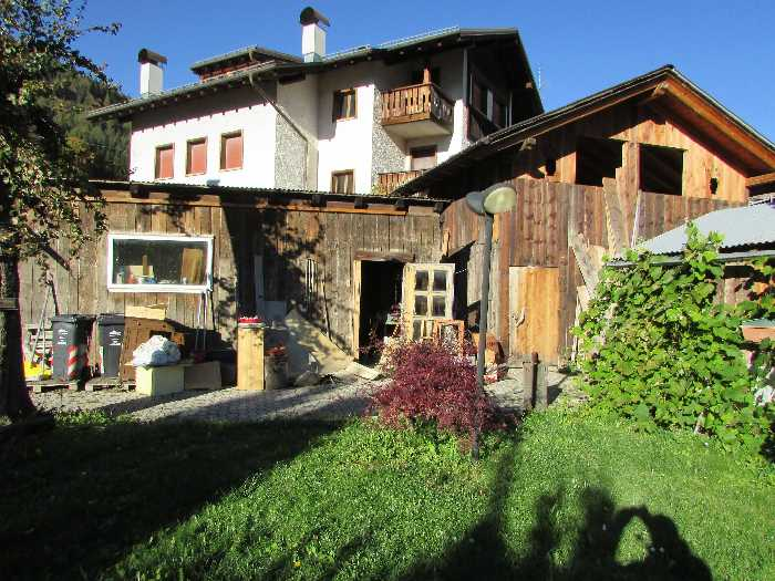 For sale Detached house PIEVE DI CADORE  #82 n.2+1
