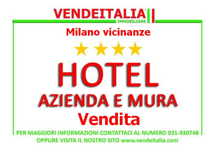 For sale Hotel/Resort Milano  #396 n.4+1