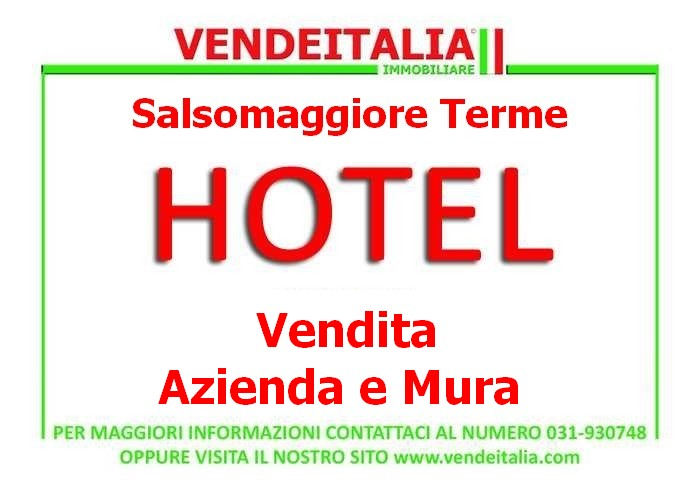 For sale Hotel/Resort Salsomaggiore Terme  #441 n.2