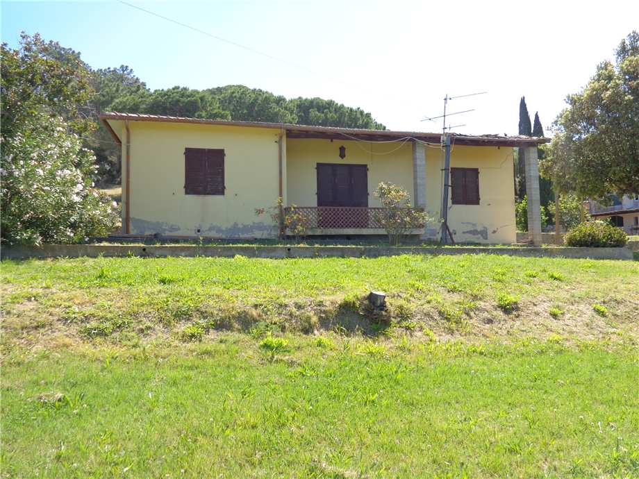 For sale Detached house MARCIANA Procchio/Campo all'Aia #3508 n.4+1
