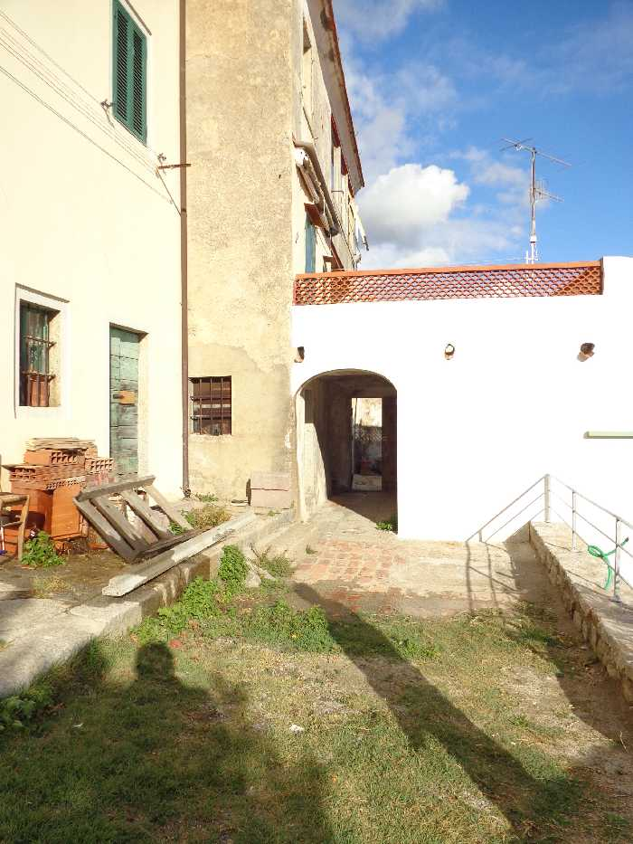 For sale Semi-detached house Campo nell'Elba S. Piero #4140 n.4+1