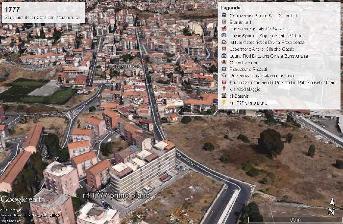 Appartamento Catania #1777