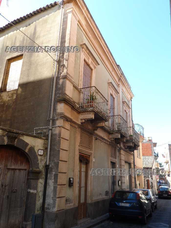 Villa/Casa singola Biancavilla #2058