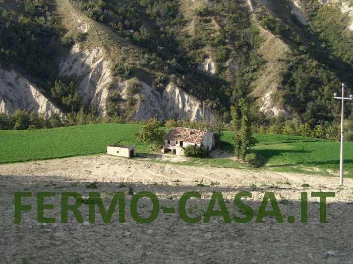 Rural/farmhouse Monterubbiano #Mrb007