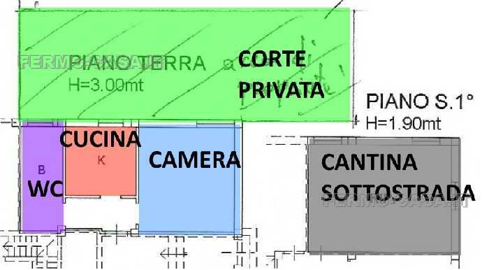 For sale Flat Porto San Giorgio  #Psg112 n.2