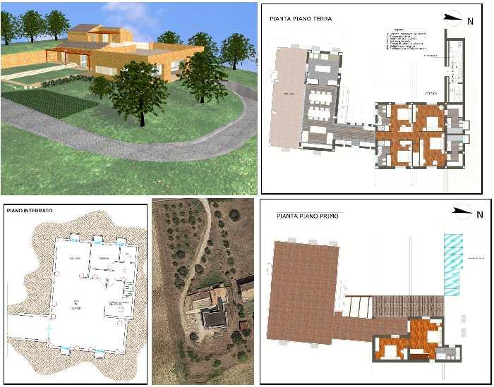 Venta Villa/Casa independiente Fermo S. Francesco / S. Caterin #fm030 n.4
