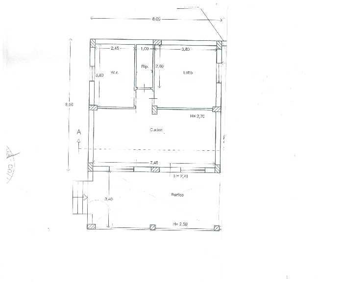 For sale Rural/farmhouse Casteldaccia Cast. Fiorilli - Ferrante #CA338 n.6