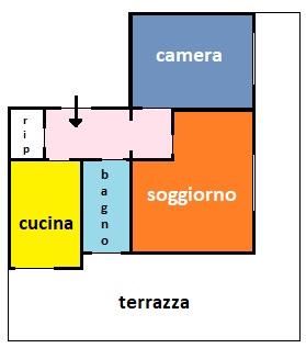 Vendita Appartamento Sanremo Zona mercato e adiacenze #2066 n.9+1