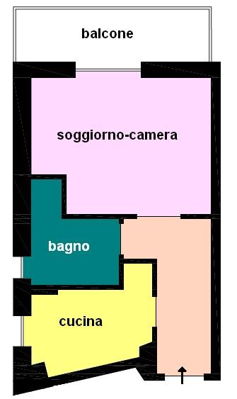 Vendita Appartamento Sanremo Zona mercato e adiacenze #1013 n.10
