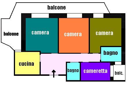For sale Flat Sanremo Zona mercato e adiacenze #4020 n.9+1