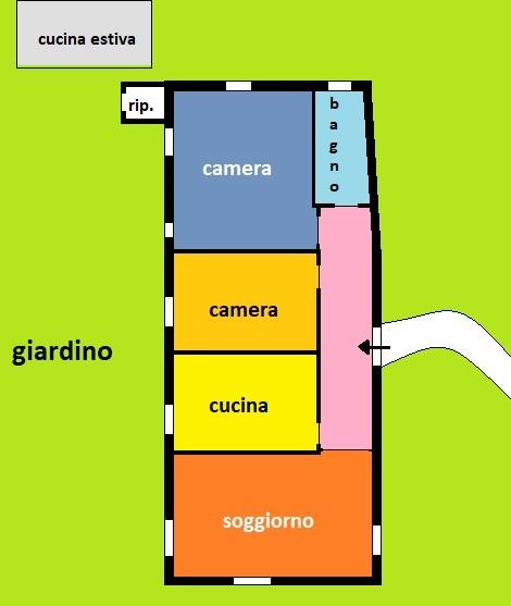 For sale Flat Sanremo Zona Borgo #3102 n.10