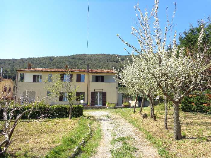 For sale Detached house Portoferraio S. Martino/Val Carene #4057 n.5+1