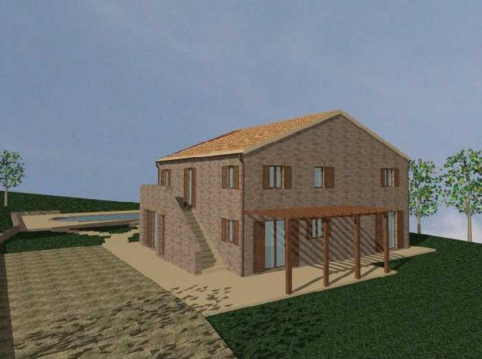 For sale Rural/farmhouse Monterubbiano  #Mrb007 n.10