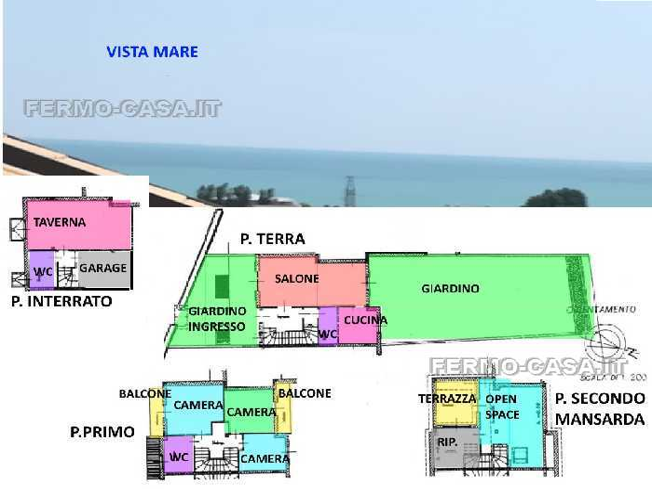 For sale Detached house Porto San Giorgio  #Psg004 n.10