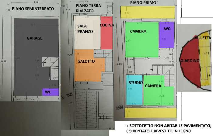 For sale Detached house Cossignano  #Cgn001 n.10