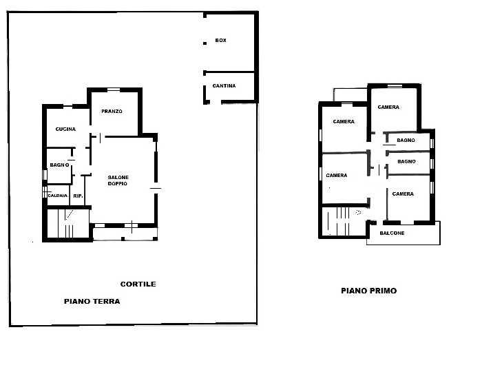 Vendita Villa/Casa singola Broni  #Cbr551 n.5+1