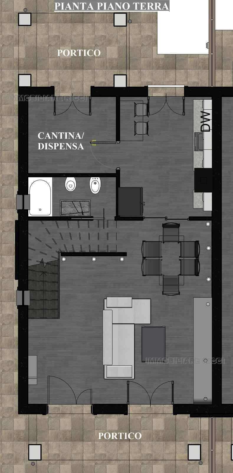 For sale Two-family house Pontecorvo  #34 n.4
