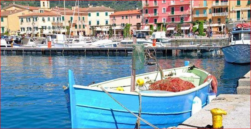 Affitto Affitto vacanza Porto Azzurro  #PA248 n.10