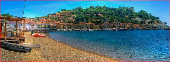 Affitto Affitto vacanza Porto Azzurro  #PA248 n.9