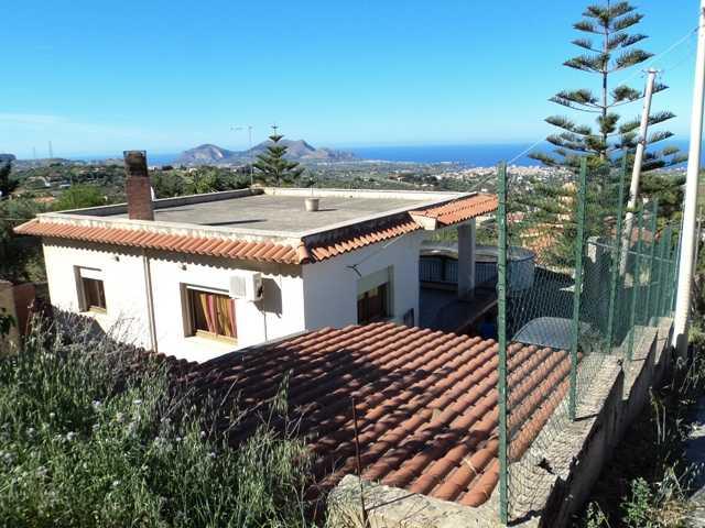 Detached house Casteldaccia #CA120