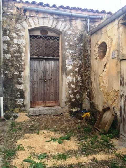 Rural/farmhouse Casteldaccia #CA196