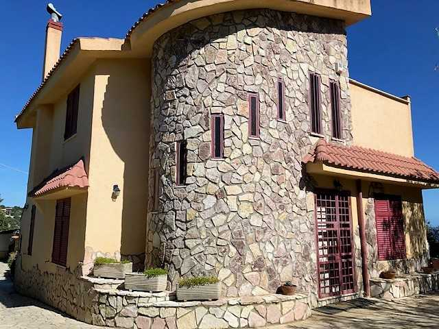 Detached house Casteldaccia #CA355