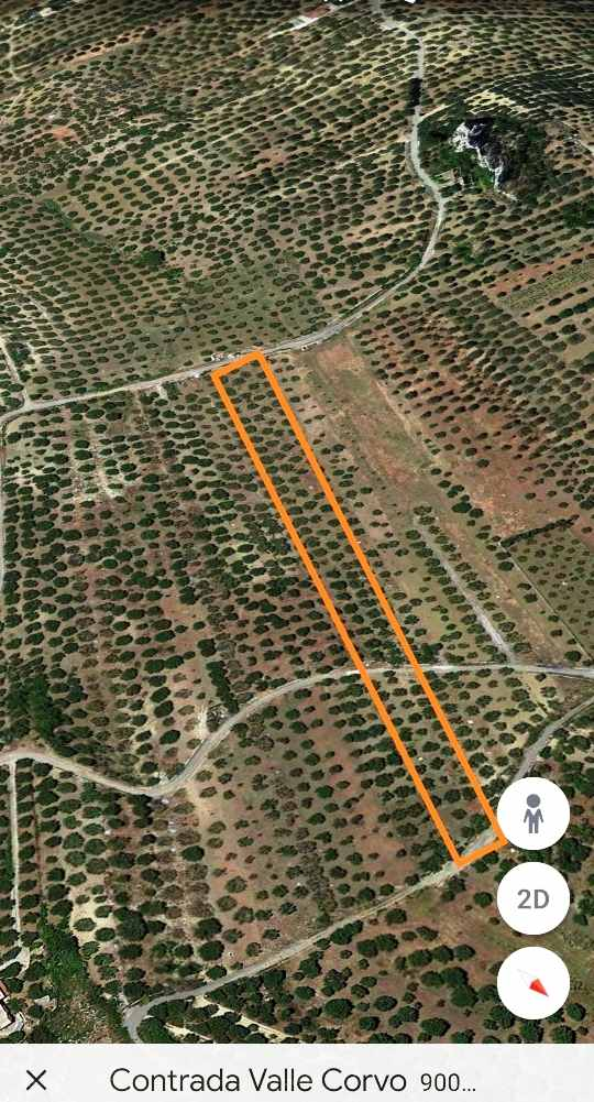 For sale Land Casteldaccia Cast.Traversa-Vallecorvo #CA422 n.2