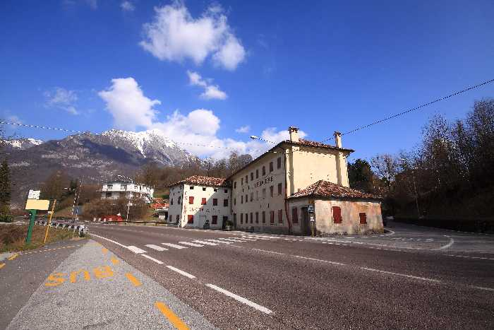 For sale Hotel/Apartment hotel PONTE NELLE ALPI  #28 n.1
