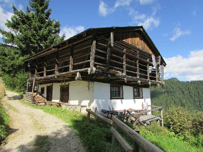 Casa de campo Sappada 117