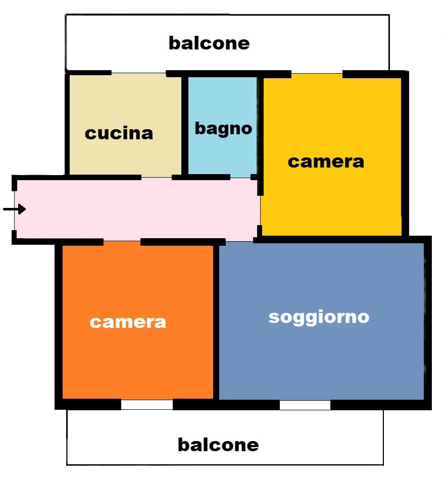 For sale Flat Sanremo corso degli Inglesi #748 n.14