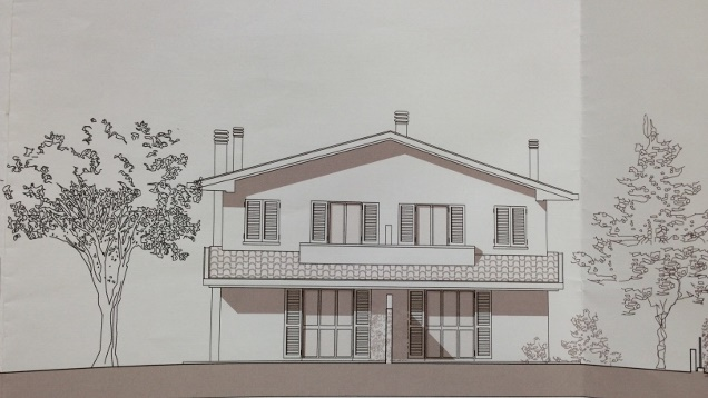Semi-detached house San Miniato #CN34