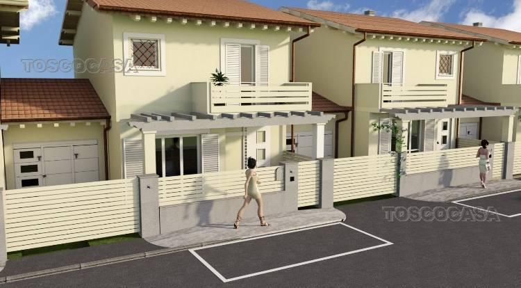 Casa adosada Fucecchio #CN58