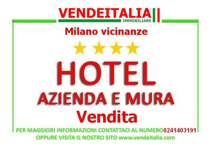 For sale Hotel/Apartment hotel Milano  #396 n.1