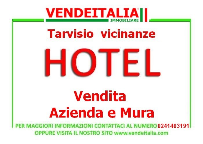 For sale Hotel/Apartment hotel Tarvisio  #440 n.1
