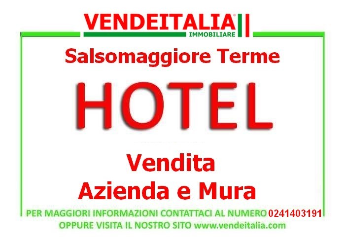 For sale Hotel/Apartment hotel Salsomaggiore Terme  #441 n.1