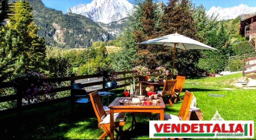 For sale Flat Courmayeur  #534 n.3