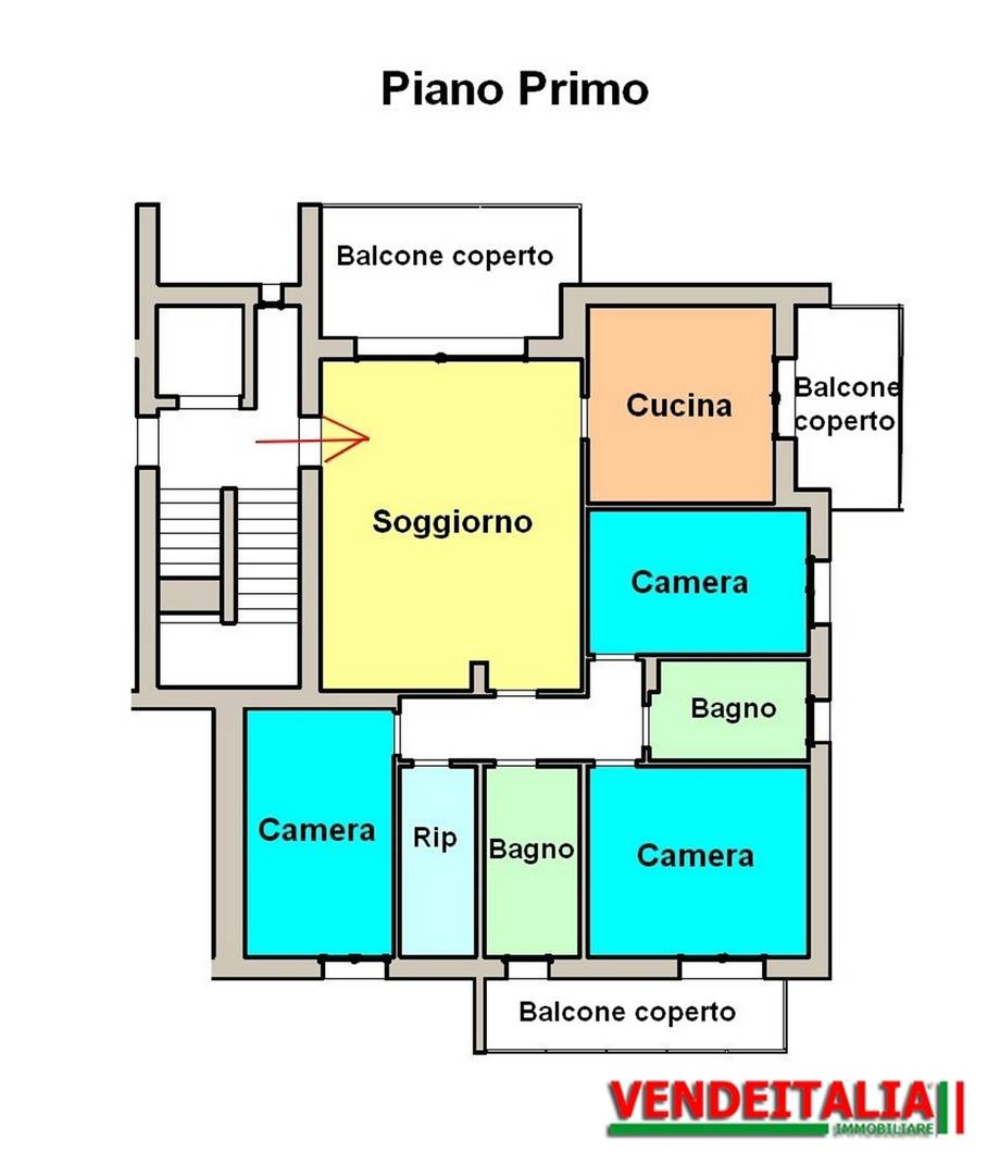 For sale Flat Veniano  #537 n.3