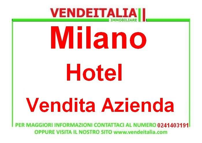 For sale Hotel/Apartment hotel Milano  #559 n.1