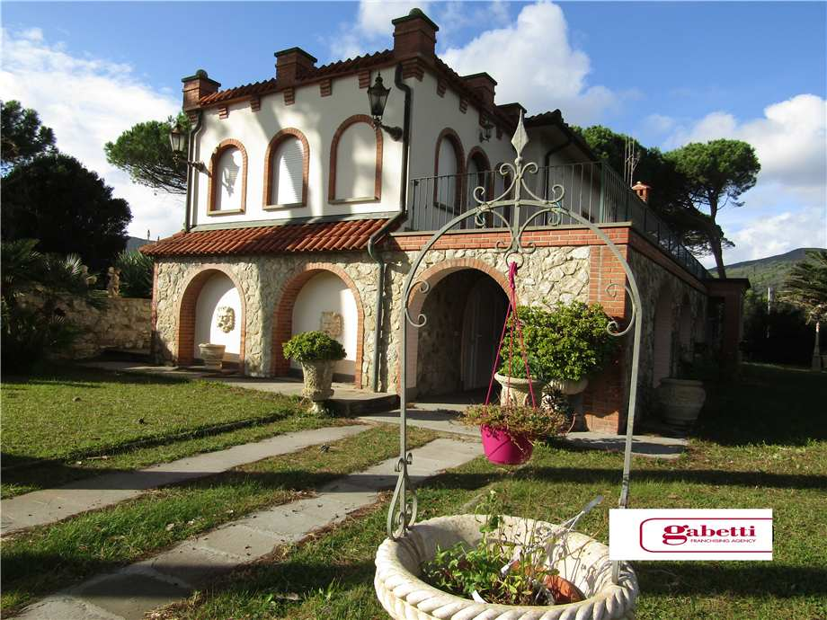 For sale Detached house Capoliveri Lacona/Colle Reciso #4453 n.1