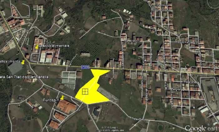 For sale Land Biancavilla  #43 n.3