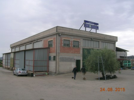 For sale Industrial/Warehouse Biancavilla  #1701 n.1