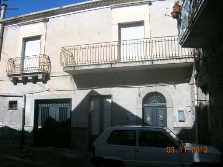 Detached house Adrano #1399