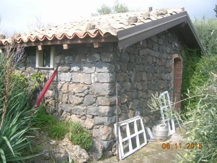 Casa de campo Biancavilla #1748