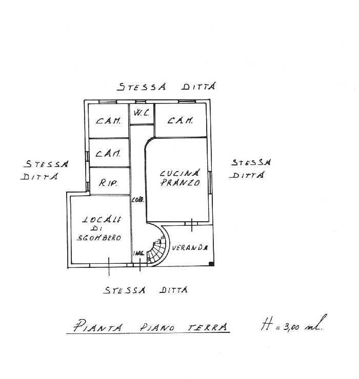 For sale Detached house Biancavilla  #1821 n.2