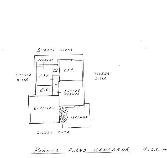 For sale Detached house Biancavilla  #1821 n.3