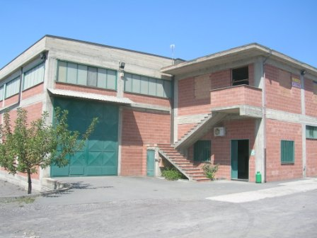 For sale Industrial/Warehouse Biancavilla  #1841 n.1