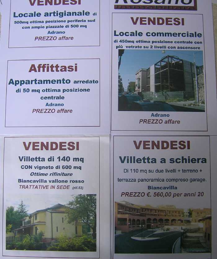For sale Other commercials Biancavilla  #Commerciale n.2