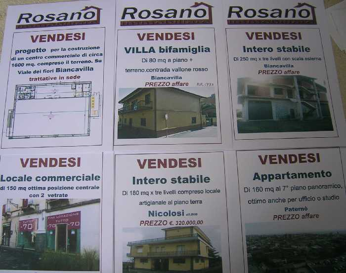 For sale Other commercials Biancavilla  #Commerciale n.3